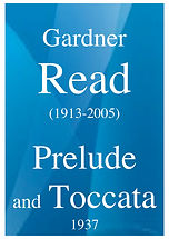 1835 Gardner READ Prelude and Toccata.jp