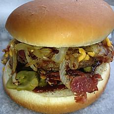 Barbeque Bacon Burger
