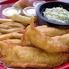 Panko Breaded Cod Fish Fry