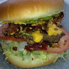 Bacon Ranch Burger
