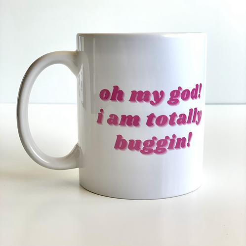 I'm Totally Buggin!
