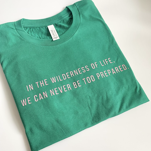 In The Wilderness of Life T-Shirt