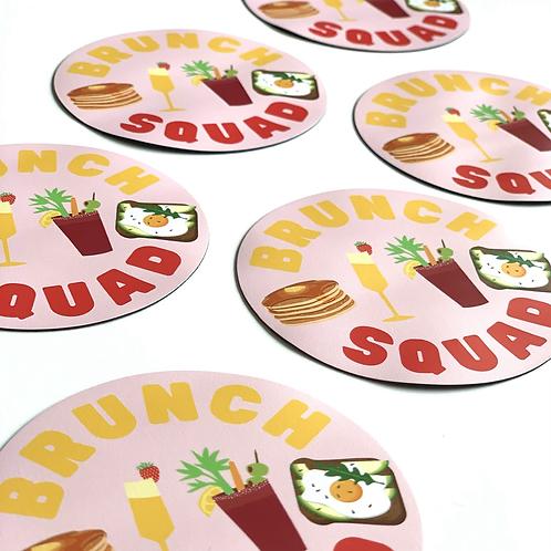 Brunch Squad Magnet