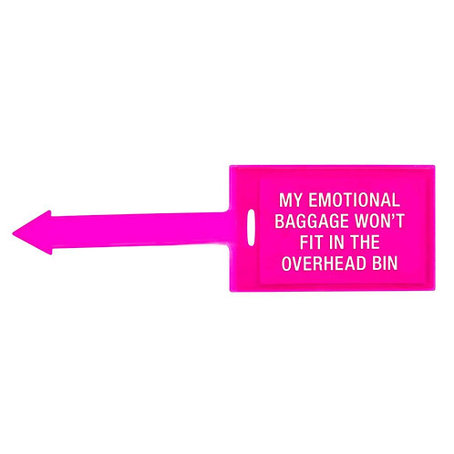 Snarky Luggage Tags