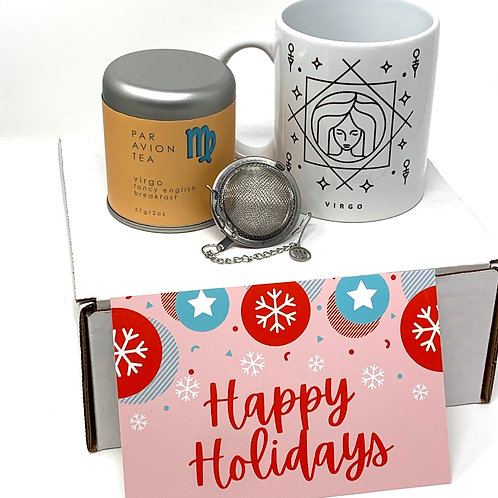 Zodiac Tea Gift Set