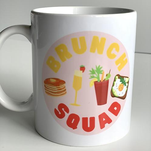 Brunch Squad Mug