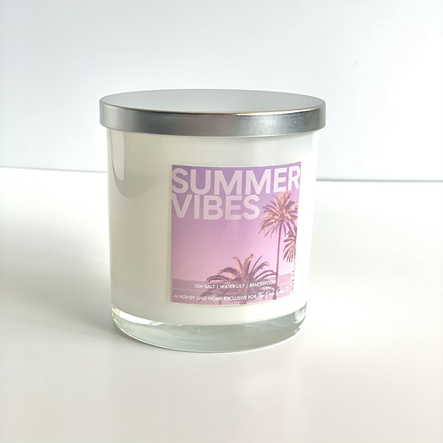 Summer Vibes Candle