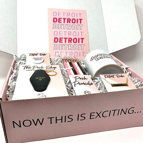 Detroit Babe Box Set - Detroit Babe Collection