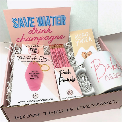 Posh Babe Box Set - Posh Babe Collection