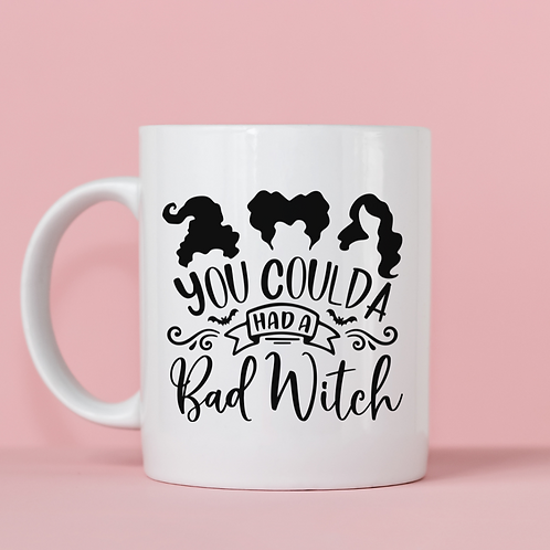 You Coulda Had a Bad Witch Mug