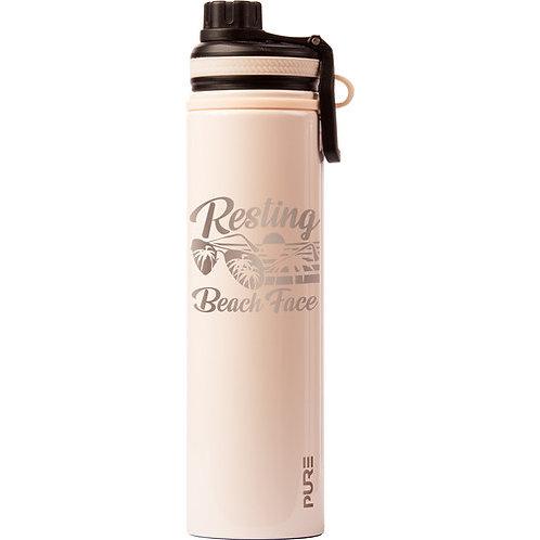 Resting Beach Face Endurance Bottle
