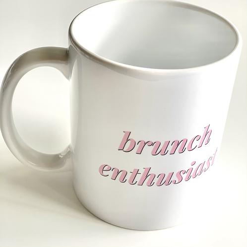 Brunch Enthusiast Mug