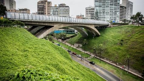 Bridge Over Lima