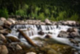 Alluvial Falls, Estes Park, Colorado