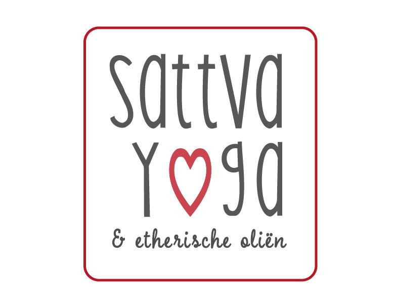 Logo Design Sattva Yoga