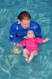 Baby Learn to Swim Petrie