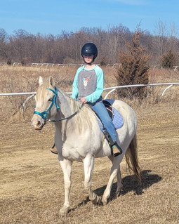 Bliss with Allison after 6 months rehab <3