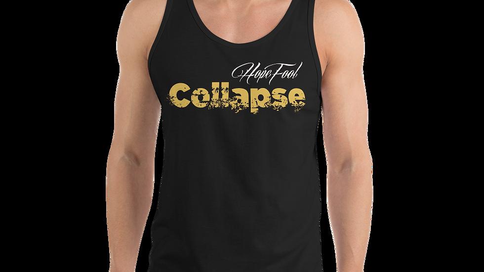 "Unisex ""Collapse"" Tank Top"