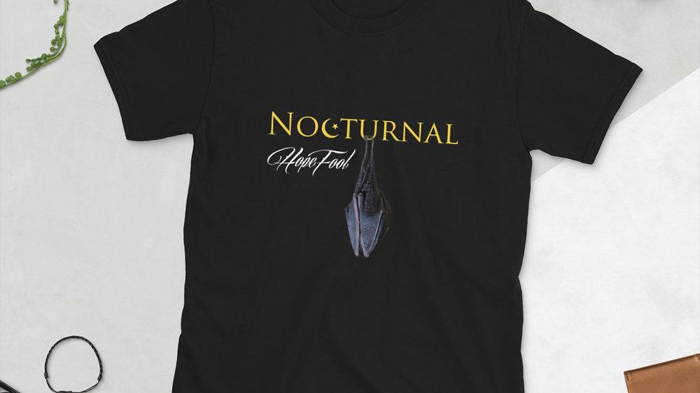 Short-Sleeve Hanging Bat Unisex T-Shirt