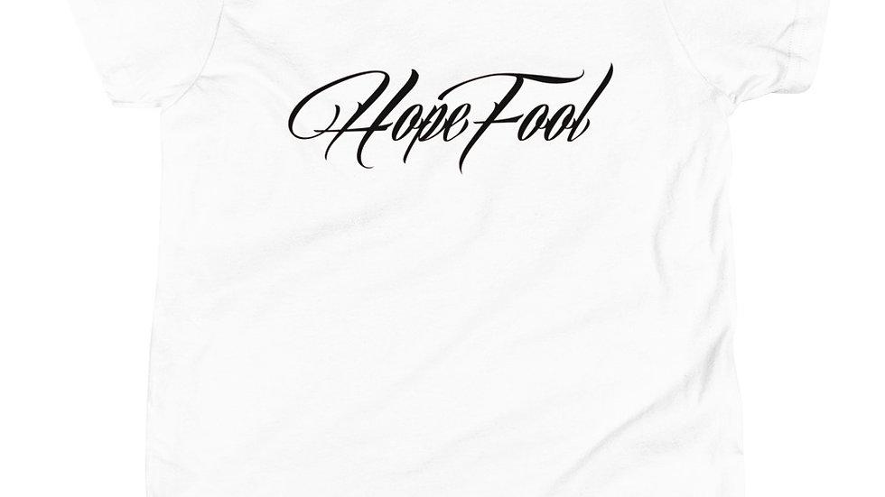 Youth Short Sleeve HopeFool T-Shirt