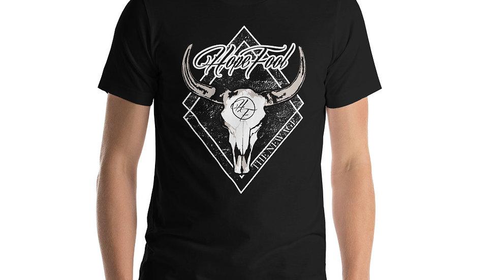 "Short-Sleeve Unisex ""The New Age"" T-Shirt"