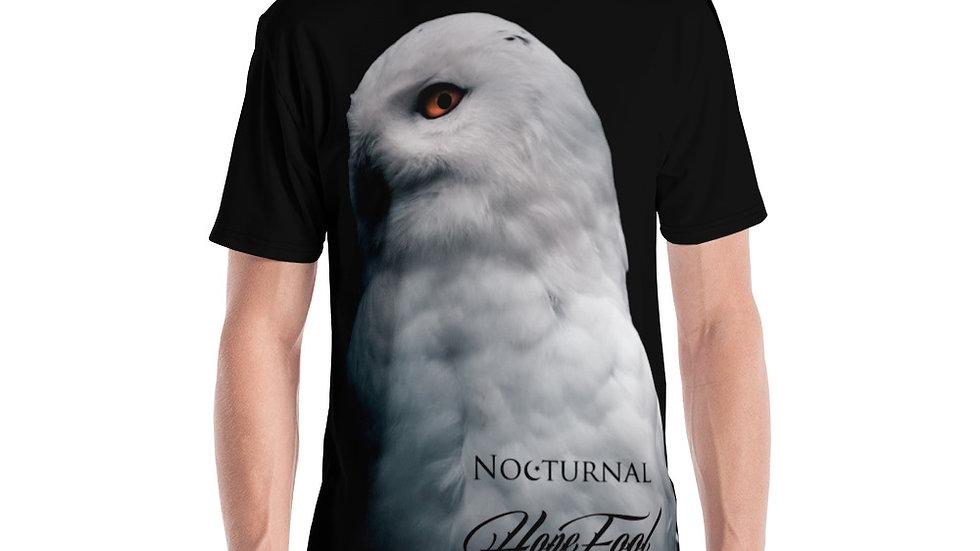 "Men's ""Nocturnal"" Artie Owl T-shirt"