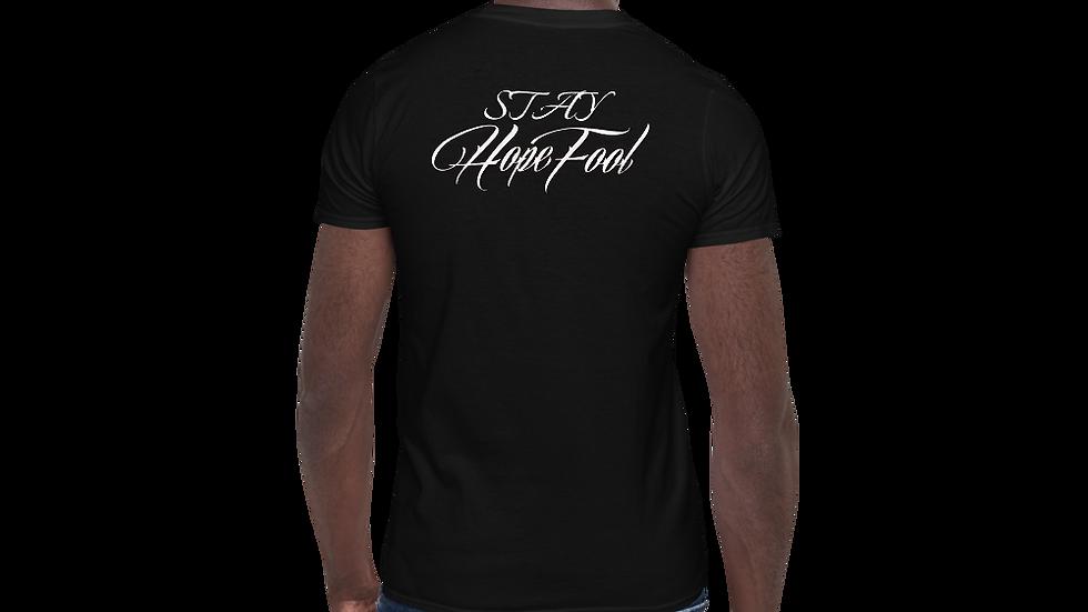 """Short-Sleeve """"Stay HopeFool"""" Unisex T-Shirt"""