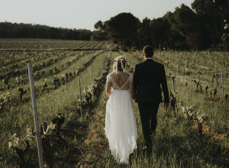 Un Mariage près d'Avignon...