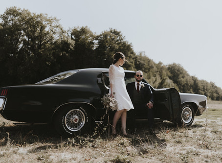 Un Mariage à la Ferme de Labbeville...