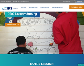 site JRS Luxembourg