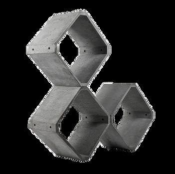 Cubos Hexágonales
