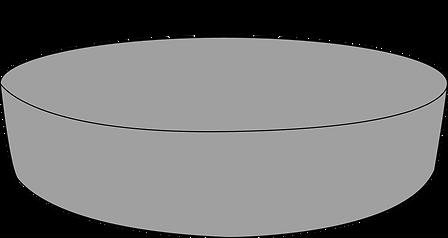 dimensiones de faldon para cubrir base con ruedas