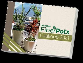 Catálogo macetas FiberPotx 2021