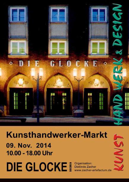 Kunst Hand Werk & Design in der Glocke