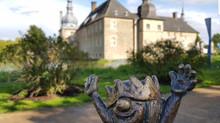 """Jipiieee und juchhuuuu, der Kunstmarkt """"FineArts Schloss Lembeck"""" in Dorsten"""