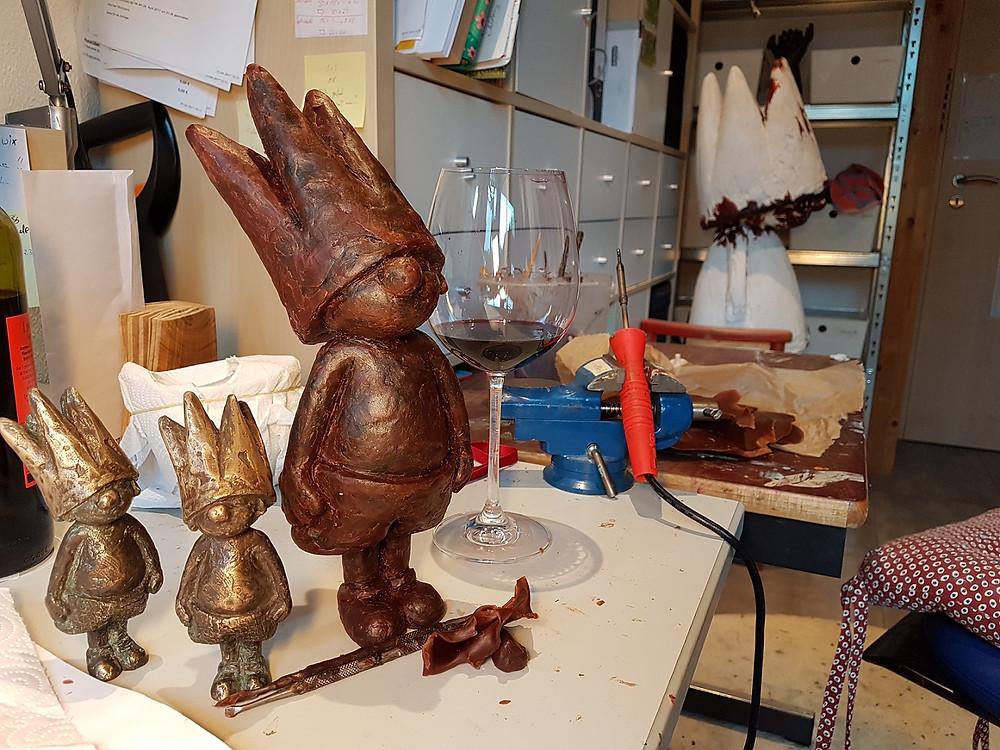 GROSSER Karohosenkönigbruder :-)) ...aber muss das mit dem Wein schon am Nachmittag sein!???