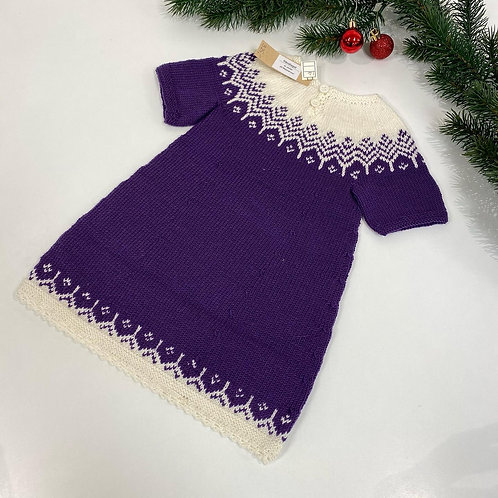 Lilla kjole