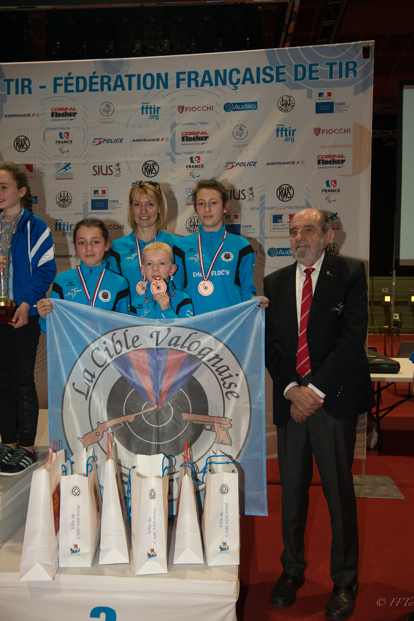Championnat de France des clubs 10m