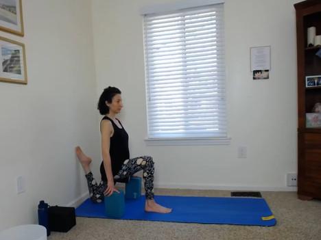 Weekend Practice to Restore & Strengthen