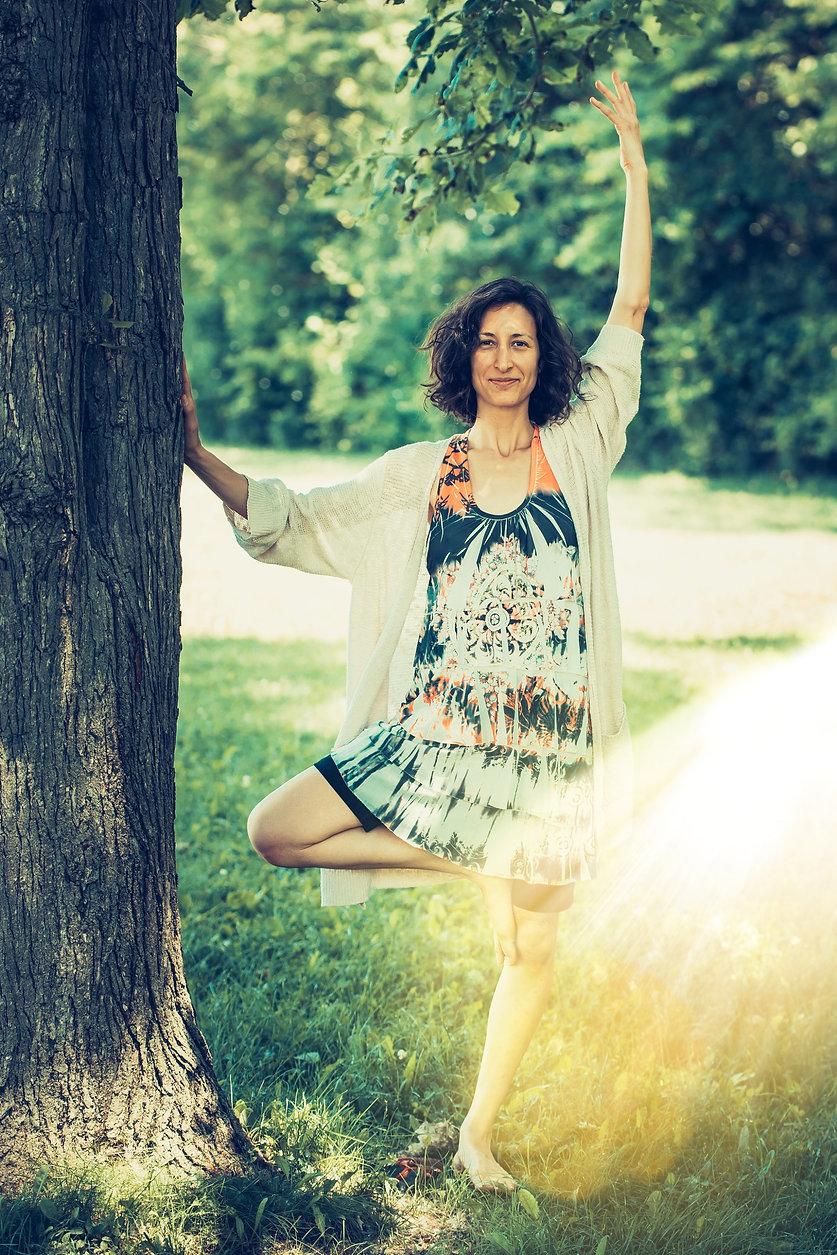 Outdoor Practice | Yoga in Nature
