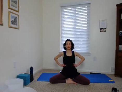 Restore & Strengthen: Deeper Breathing