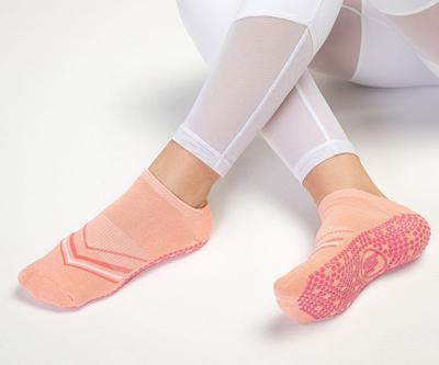 """Volley"" Non-Slip Grip Socks"