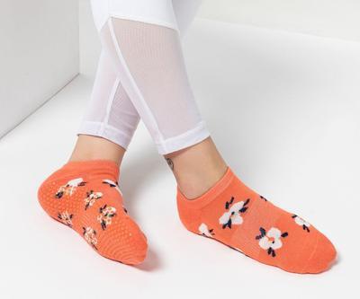 """""""Blossom"""" Non-Slip Grip Socks"""