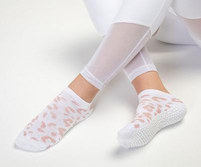 """Cheetah"" Non-Slip Grip Socks"
