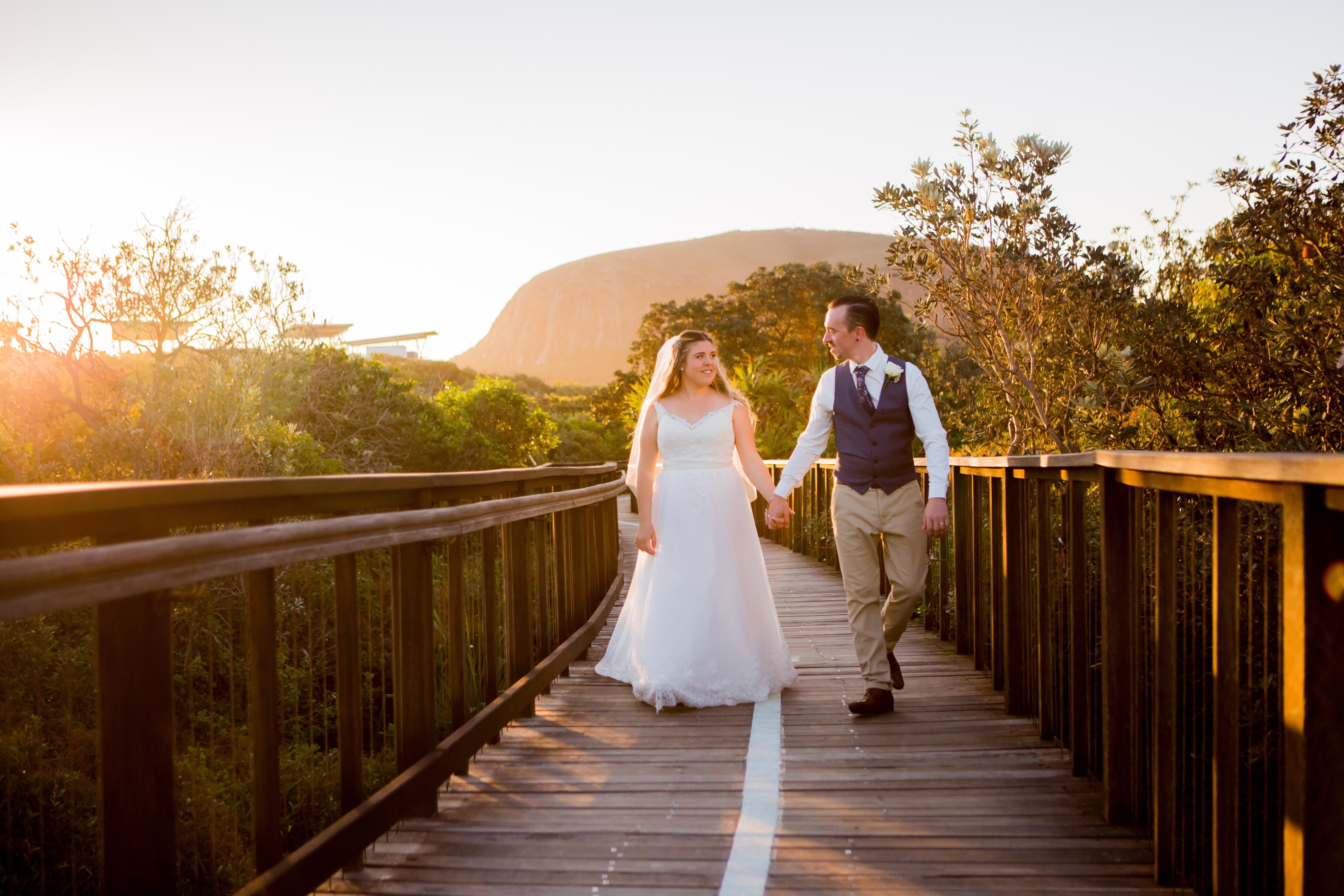Coolum Beach wedding