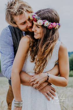 German wedding photography