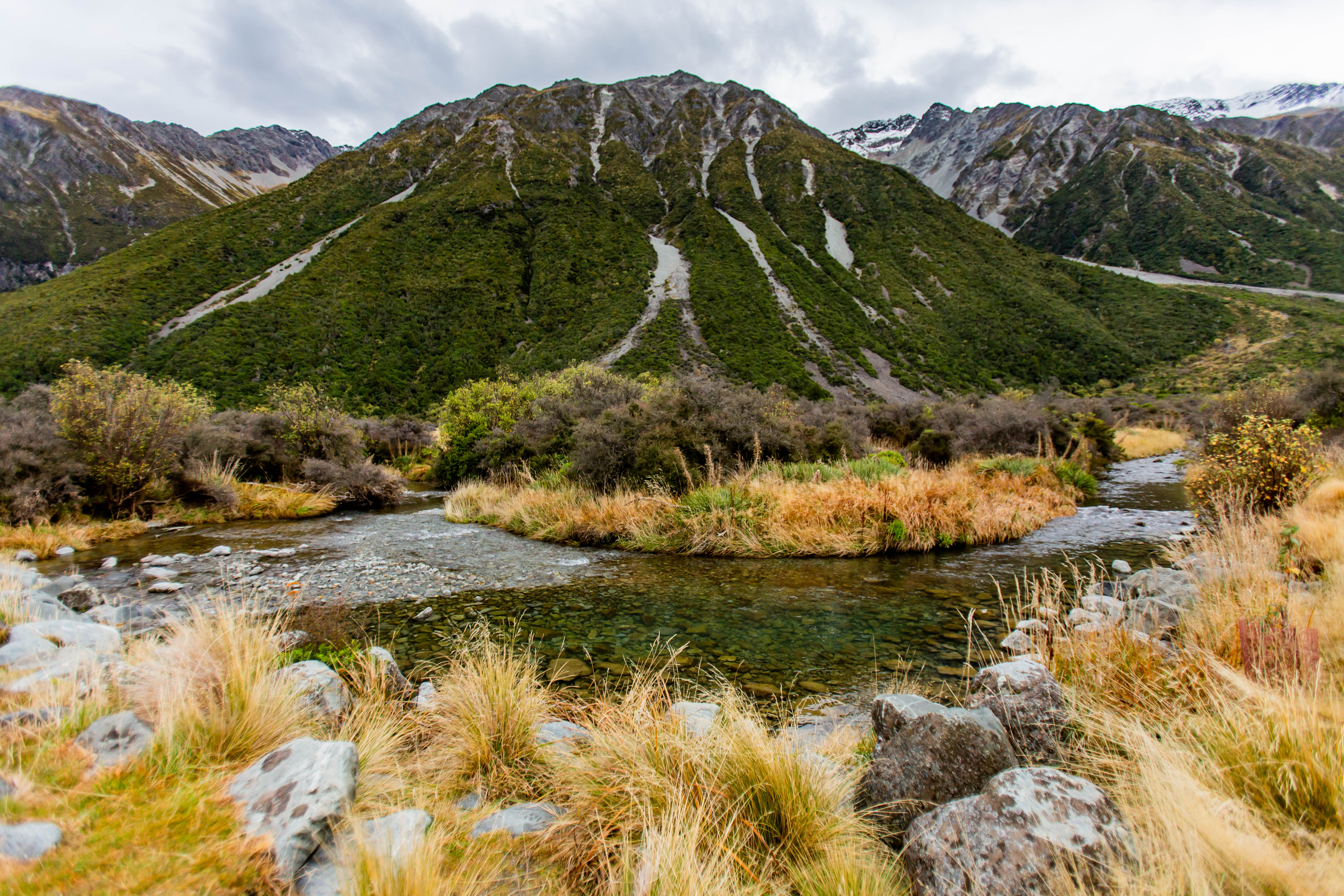 Mount Cook - New Zealand