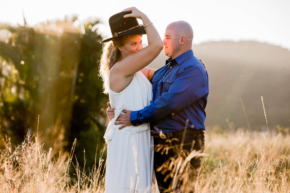 Nicole Laufer Photography, Sunshine Coast engagement photography