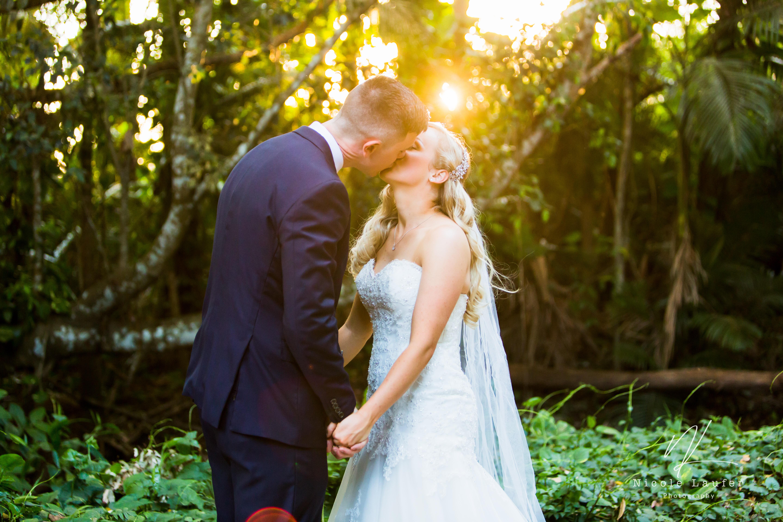Beerwah Hideaway wedding