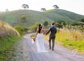Jess & Ben   Noosa hinterland wedding